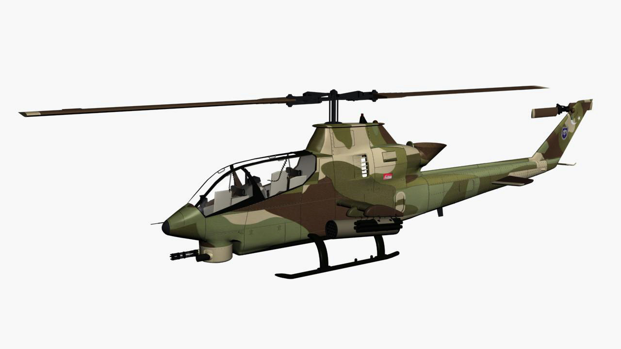 max - cobra helicopter turkish