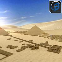 egyptian pyramids giza plateau
