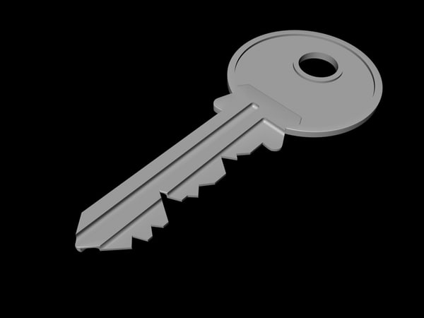 key 3d c4d