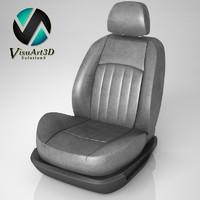 Car Seat Mercedes CLS