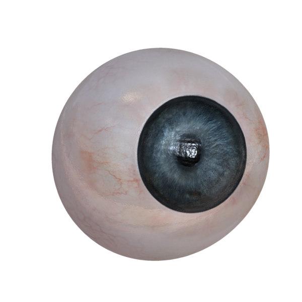 human eyes 3d ma