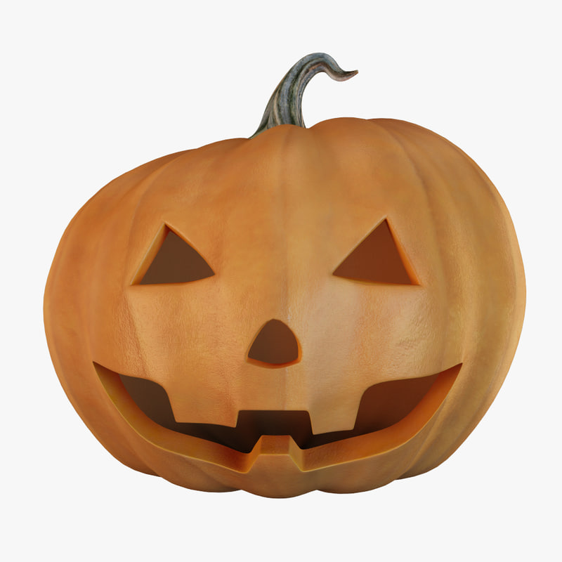 halloween pumpkin 3ds
