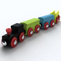 max toy train