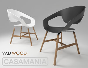 chair casamania 3ds