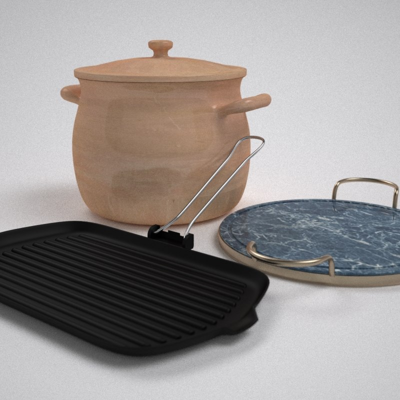 maya cooking tools