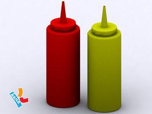 max ketchup mustard