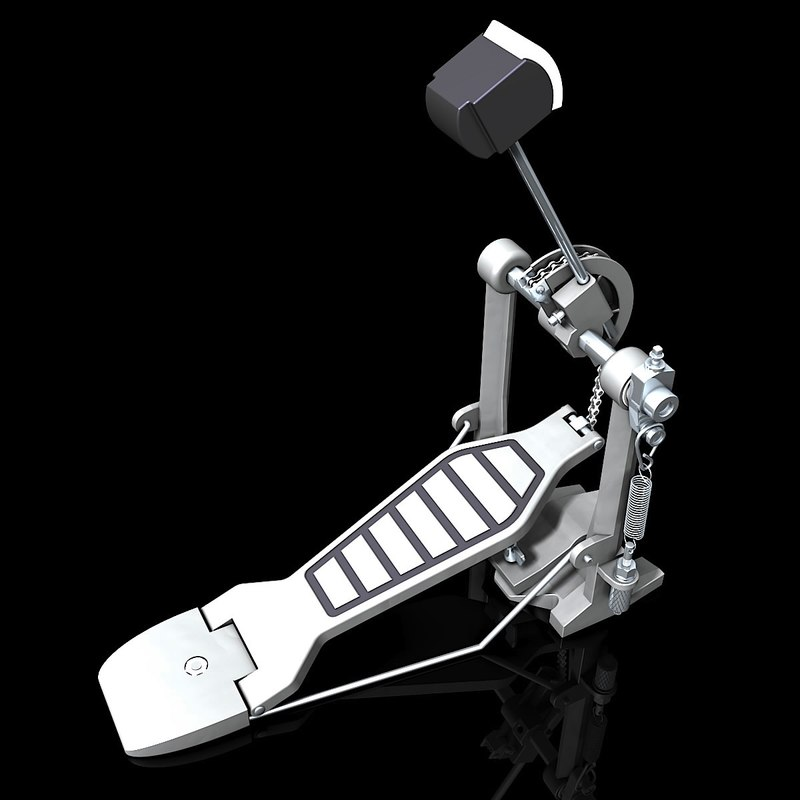 3ds formz pedal
