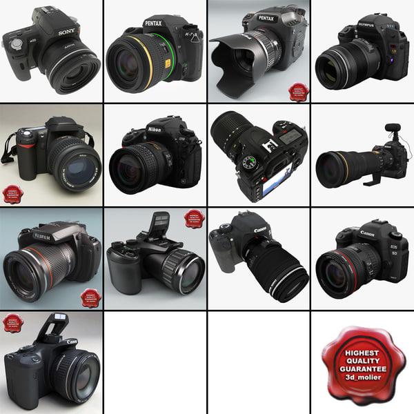 cameras 7 3d 3ds