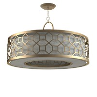 Fine Art Lamps Ceiling  Chandelier pendant round lamp 780340gu modern