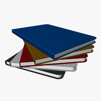 3d model pocket book