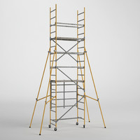 Scaffold Tower 1