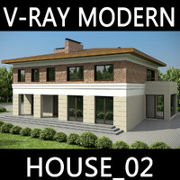 house modern max