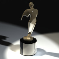telly award 3d lwo