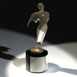 telly award 3d lwo