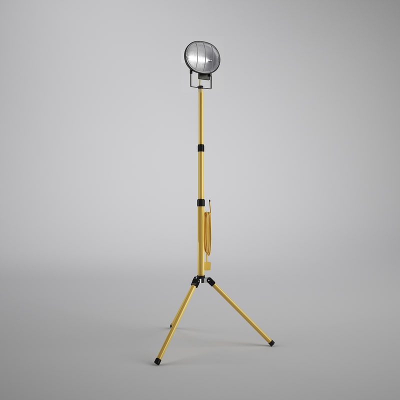 single work light 3ds