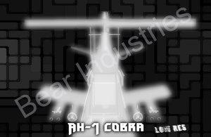 3d ah-1 cobra