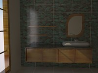 bathroom bathroom 3d model