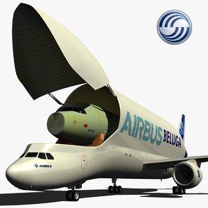 airbus a300-600st beluga max