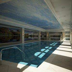 classic pool water max