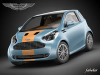 max aston martin cygnet racing car