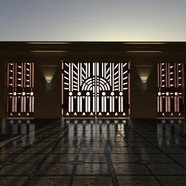 maya hawaian gate