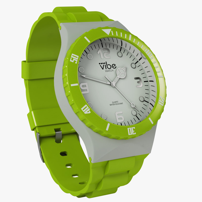 3d vibe hand watch