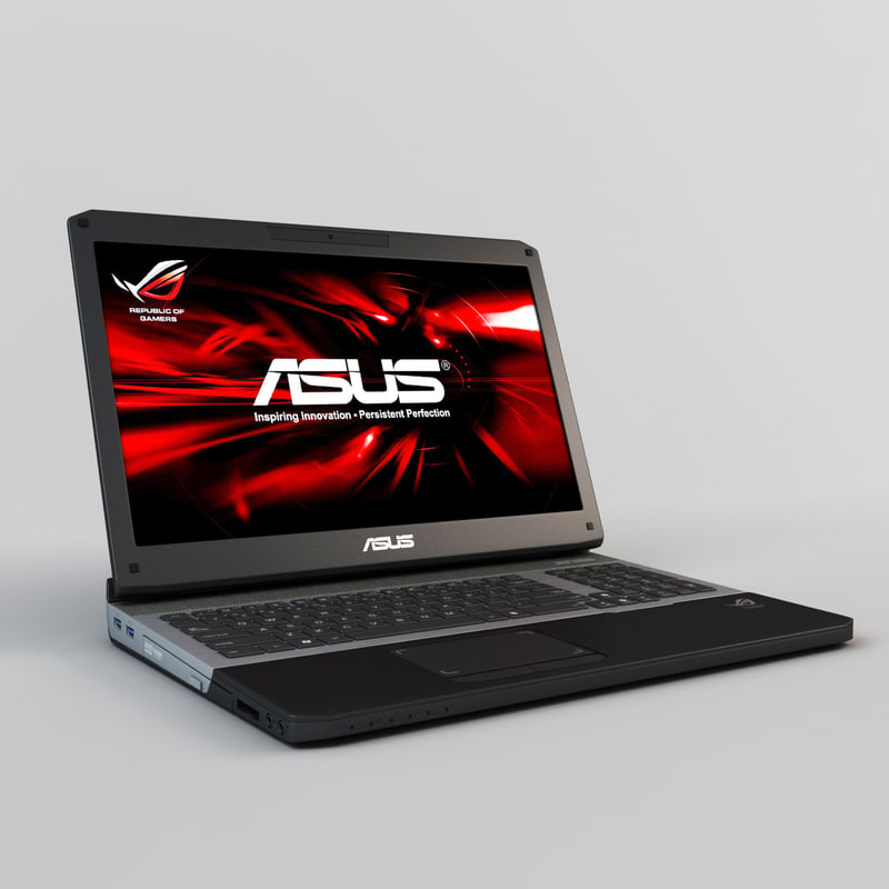 max laptop asus g75vw