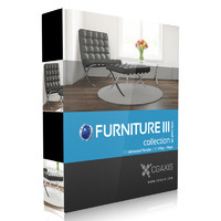 cinema4d volume 25 furniture iii