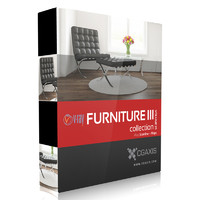 CGAxis Models Volume 25 Furniture III VRay