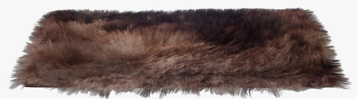 maya fur rug