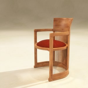 3d table cassina frank