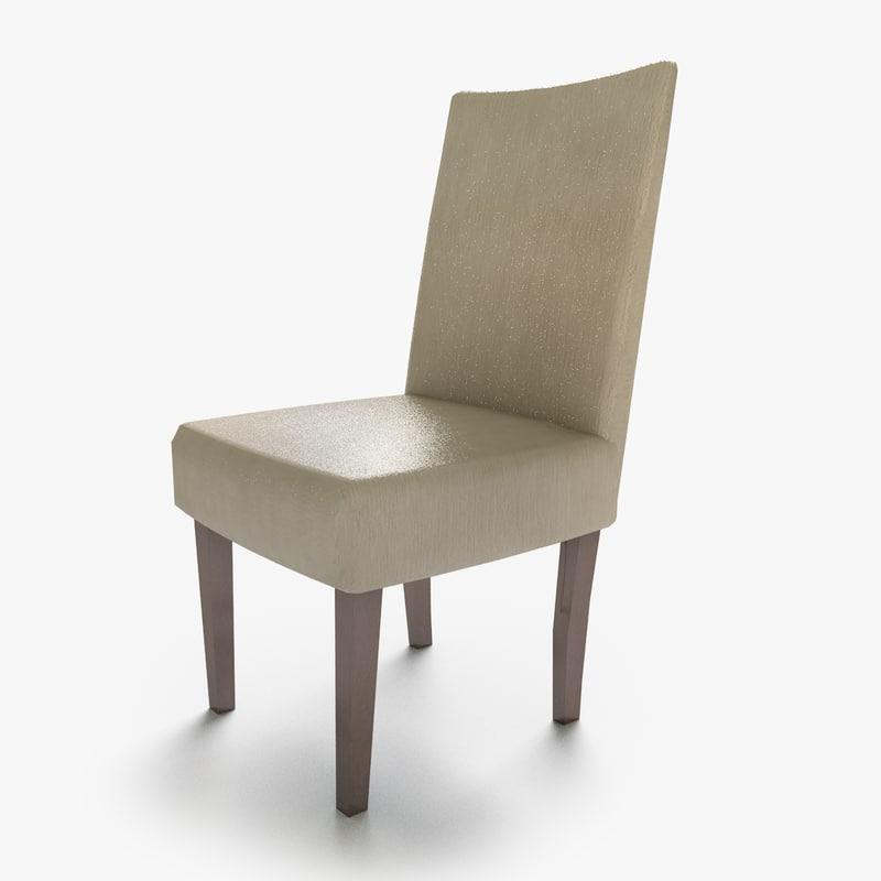 3d polantis chair 02 model