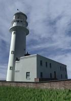 3d lighthouse flamborough model