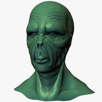 Alien(Head)