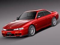 Nissan 240SX silvia S14 1995-1999