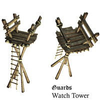 ma old guard tower watch