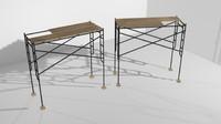 scaffolding model