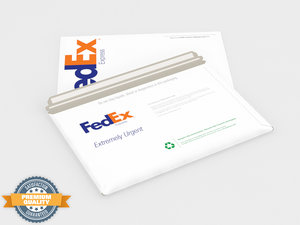 3d express envelope