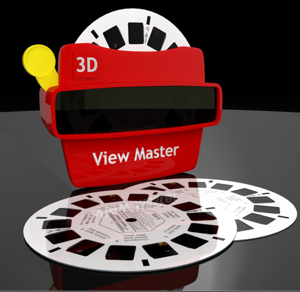 3d model view master