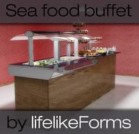 3d 3ds seafood buffet