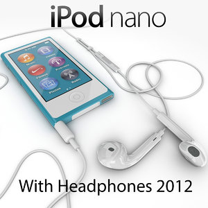 apple ipod nano 2012 ma