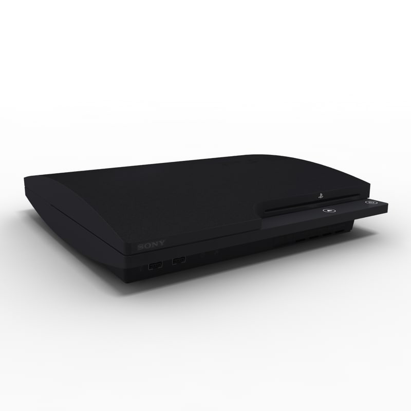 3d sony playstation 3