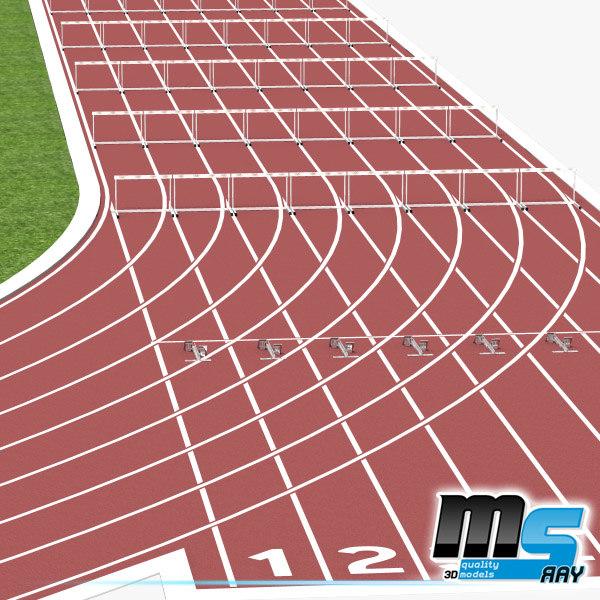 set track max