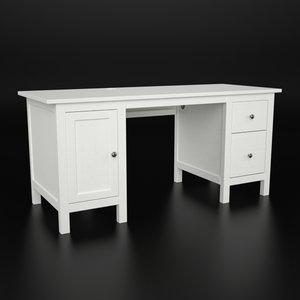 ikea desk 3d model