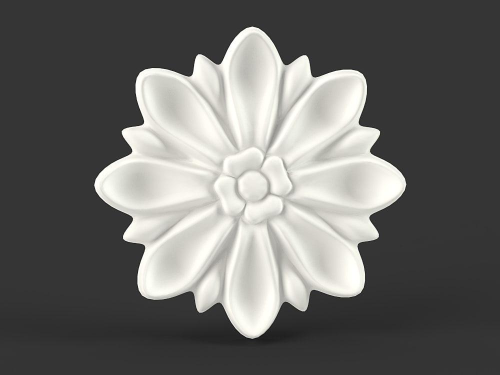 flower carved max