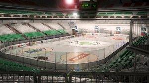 ma ice hockey arena
