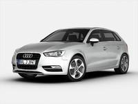 Audi A3 Sportback (2013)