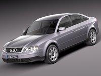 Audi A6 sedan 1997-2004