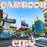 The Cartoon City