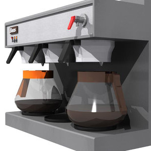 max coffee machine restaurant